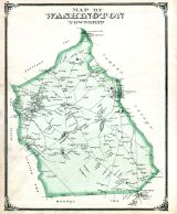 Washington Township, Salem and Gloucester Counties 1876
